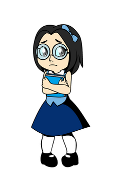 .:Ms. Librarian Child:.