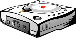Dreamcast by gruntmanthesound