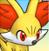Pmd Fennekin icon (okay) by Charly-sparks