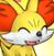 Pmd Fennekin icon (happy)