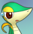 PMD snivy icon (huh?) by Charly-sparks