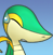 PMD snivy icon (gulp) by Charly-sparks
