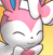 PMD sylveon icon (happy)