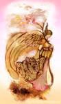 angel by isabelFenix