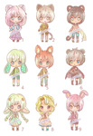 adopts SET PRICE CLOSED by isabelFenix