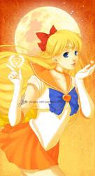 Protectress of Moon: VENUS by mibou