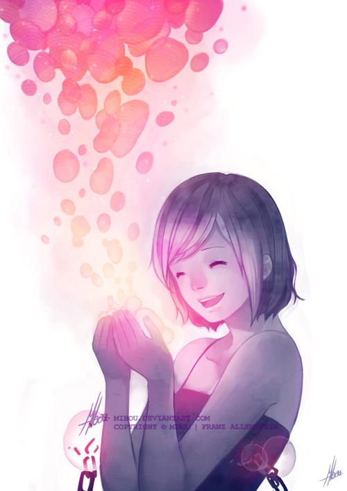 Daydreams by mibou