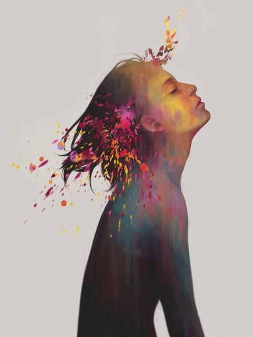 Free my mind by mibou
