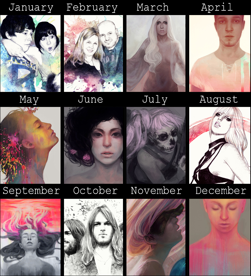 2014 summary by mibou