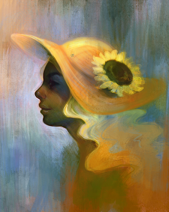 Sunflower by mibou