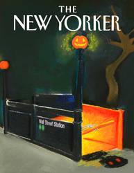 New Yorker October by KitsuneSam