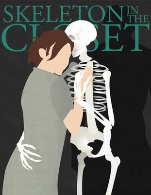 Skeleton in the Closet by KitsuneSam