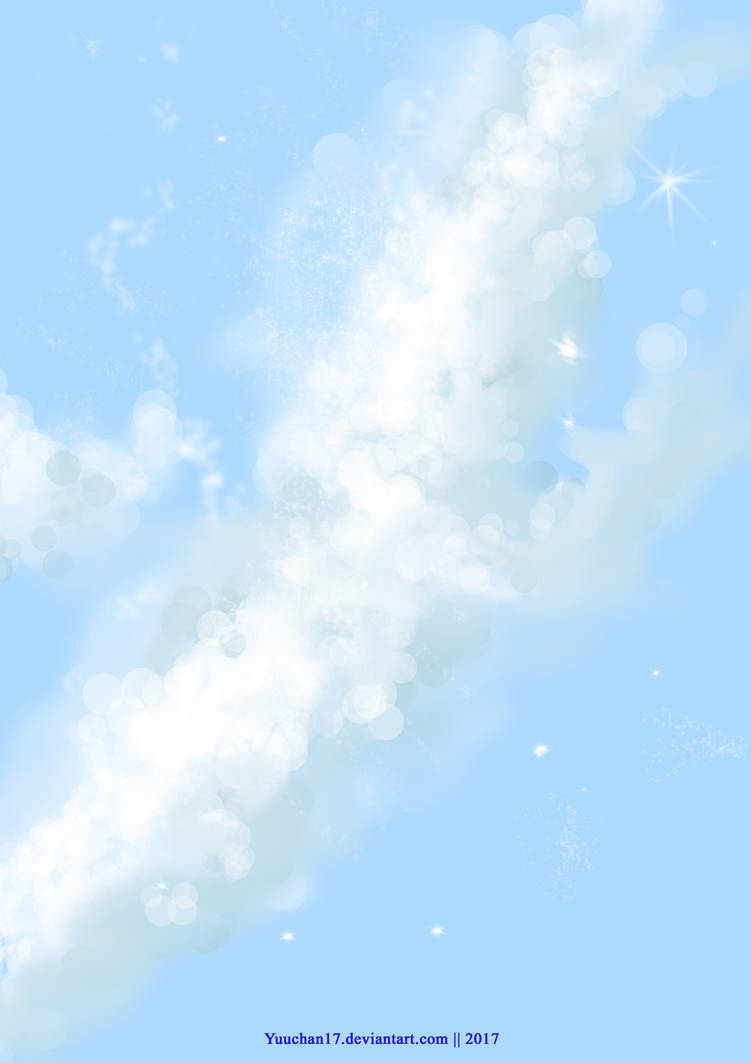 Cloud drawing photoshop