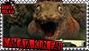 Kamata-kun Fan Stamp by Wikizilla