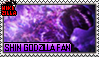 Godzilla 2016 Fan Stamp by Wikizilla