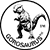 Copyright Icon - Gorosaurus Emoticon