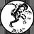 Copyright Icon - Zilla Emoticon by Wikizilla