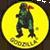 Copyright Icon - Godzilla (COLOR) Emoticon by Wikizilla