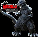 Godzilla 2001 Resin Kit Render