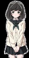 Kanae Hokari Render 5