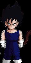 Kid Vegeta Dokkan Battle Render 2