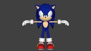 Sonic Dreamcast V2 by Detexki99