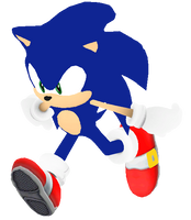 Dreamcast Sonic by Detexki99