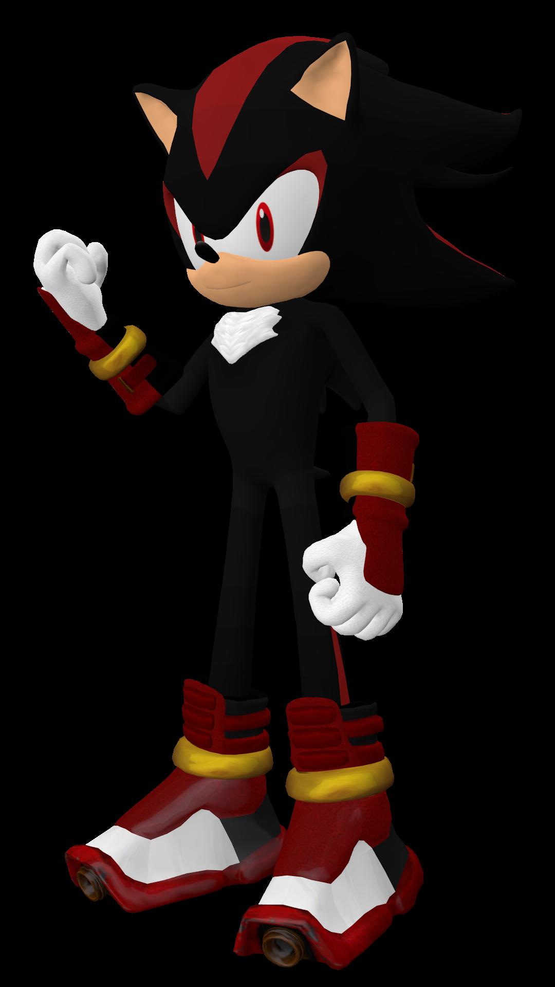Sonic boom shadow by detexki99 on deviantart - Shadow sonic boom ...