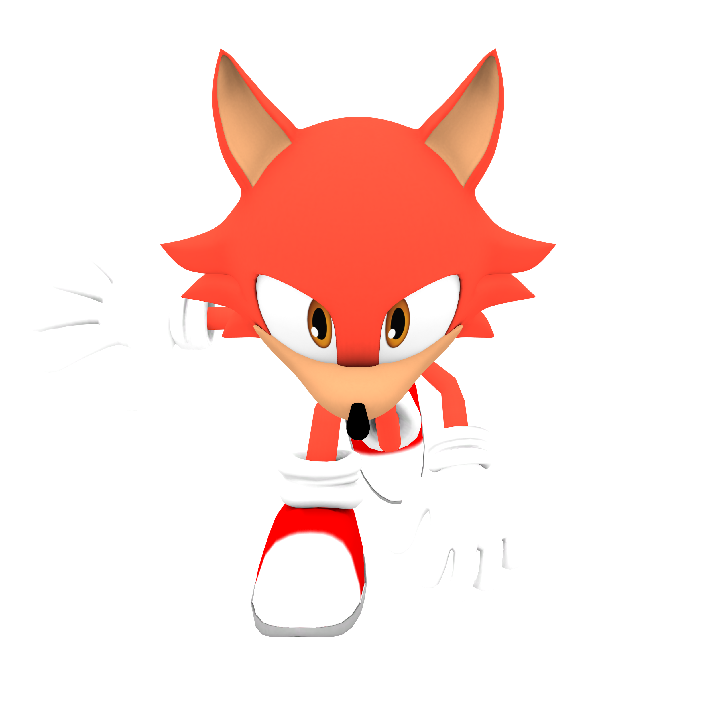 sonic forces how to make sonic