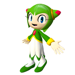 Cosmo the Seedrian 2021 Render