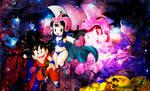Chi-Chi And Goku
