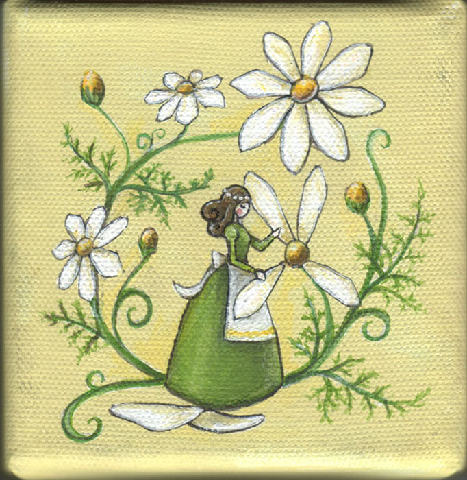 Daisy by ltlartgirl