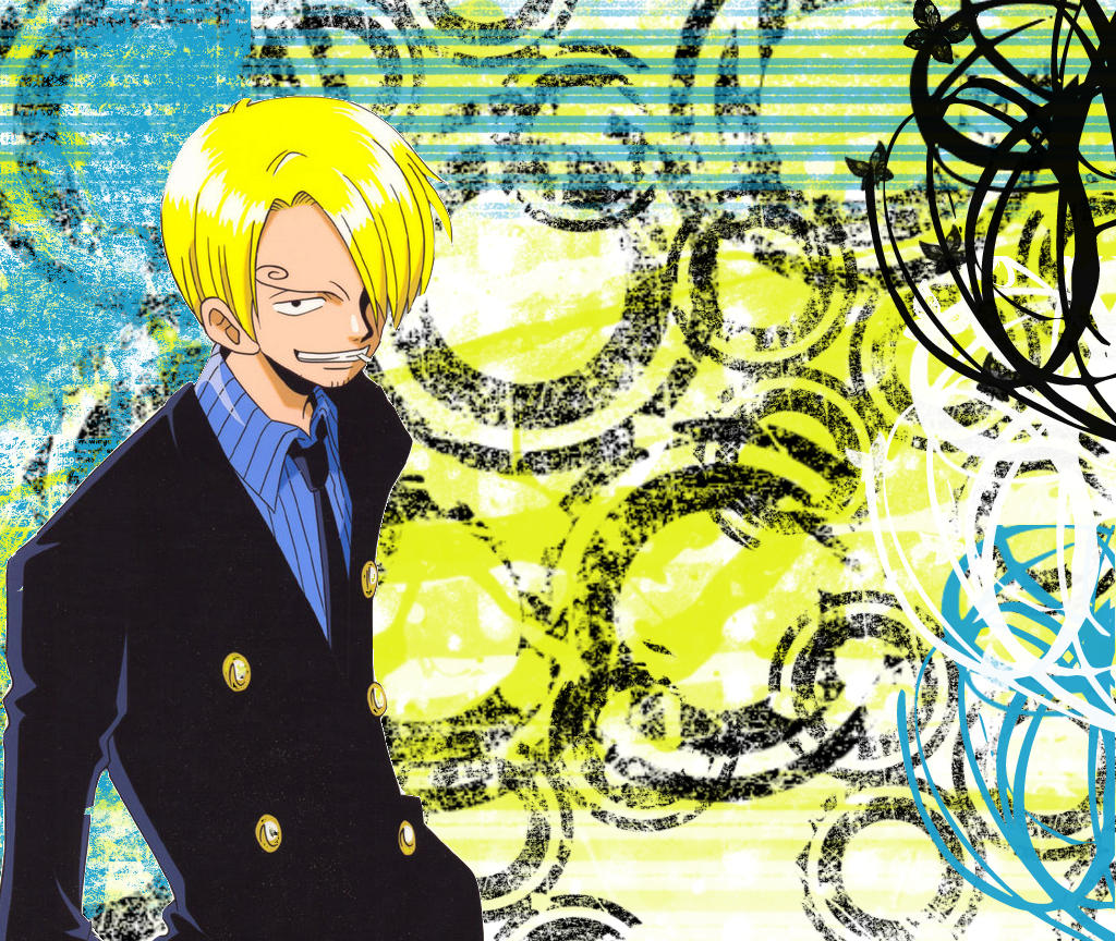 One Piece Sanji Wallpaper By KoutureKween