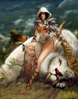 Ragnarok - Sorcerer by jaggudada