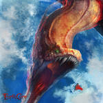 Midgard Serpent - Jormungand