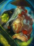 Master Guan Fu / Guan Yu - Smite