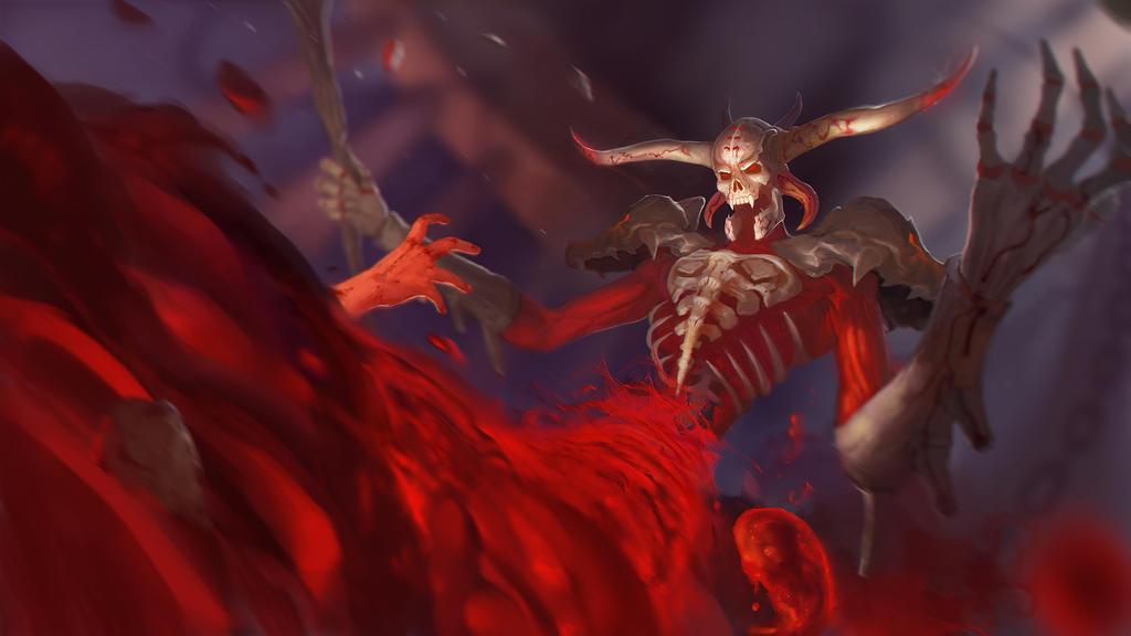 Фото аниме демоны