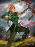 Briar Queen Artemis - Smite