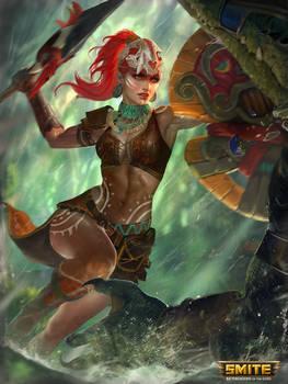 Amazon Athena - Smite