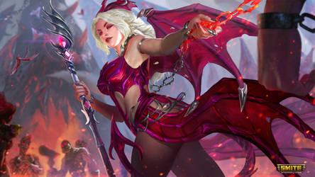 Temptress Aphrodite- Smite