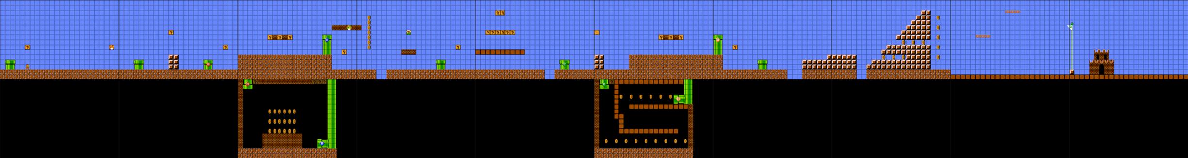 Squishy Super Mario Maker 1 : Super Mario Land 1-1 in Super Mario Maker by Twytchums on DeviantArt
