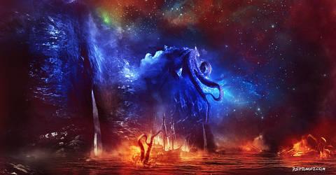 Monster of the Dark Sea