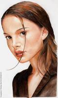 NATALIE PORTMAN - portrait