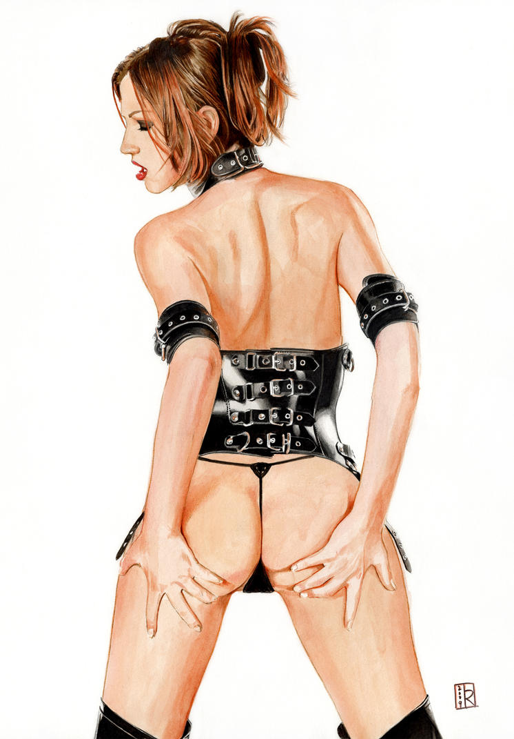 sexy back by tomjogi