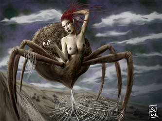 Arachnae by esenka