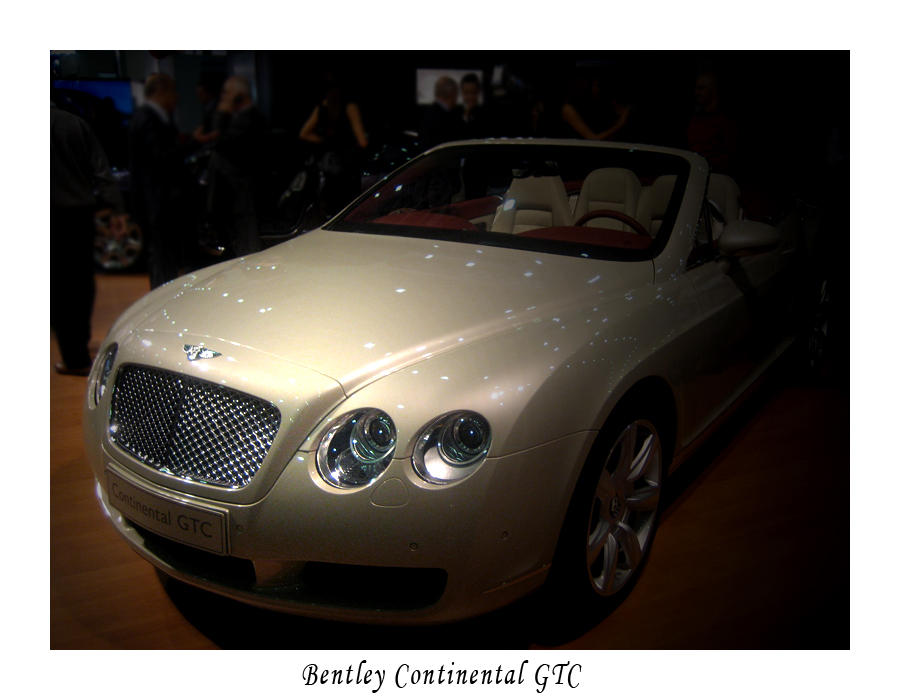 Bentley Continental GTC by LeBohemien