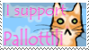 stamp: i support pallottili by Iceriel