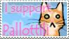 stamp: i support pallottili by Iceriel
