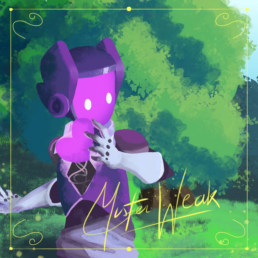Mister Weak (Original song OUT NOW! link in desc)