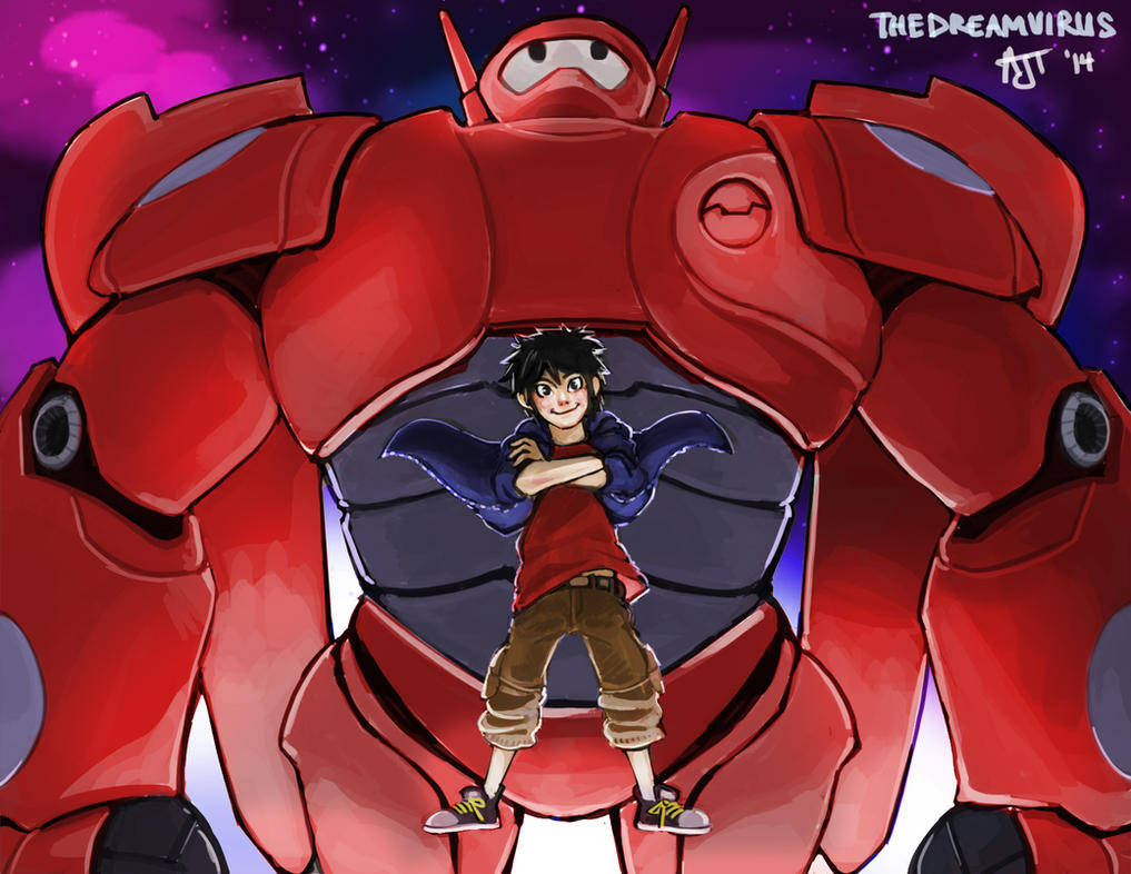 Big Hero 6 by TheDreamVirus